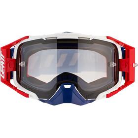 Leatt Velocity 6.5 Anti Fog Goggles, bones/smoke